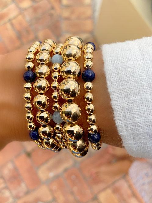 Gorgeous Stack of 5 Bracelets