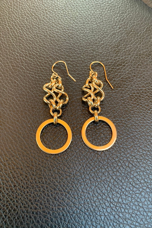 The Florence Earring with 14K Earwire