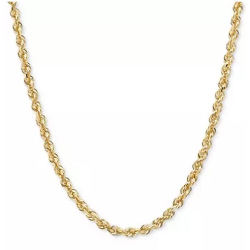 Rope Chain - 14K Gold Filled