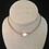 Thumbnail: Signature White Nene Necklace with 14K Gold Filled Rondelles