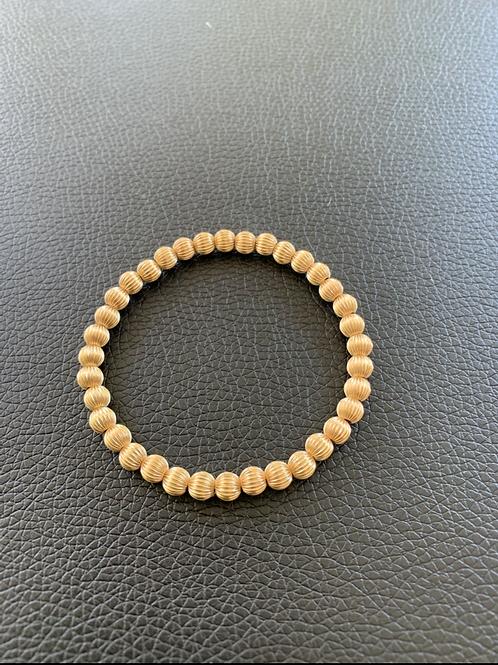 Fluted 14K Gold Filled Bracelet - Spectacular