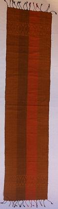 Simple brocade scarf
