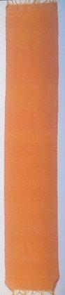 Light orange tapestry