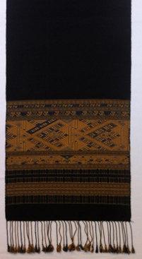 Silk Brocade shawl