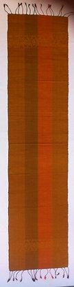 Earth tone shawl
