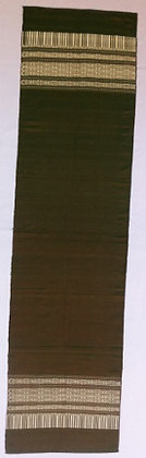 Irredescent two toned green & red hints tapestry