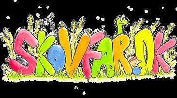 Logo - Marcus Skovfar - børnebøger med børnerim, der giver mening