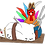 Thumbnail: Hakke-Hans lægger et æg