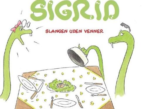 Sigrid - Slangen uden venner