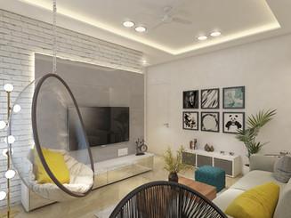 1 BHK Residence at Goregaon