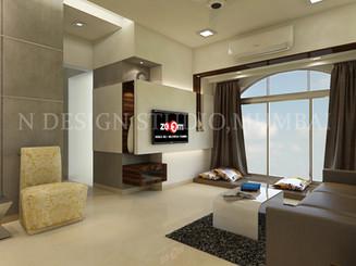 1 BHK Residence at Belapur