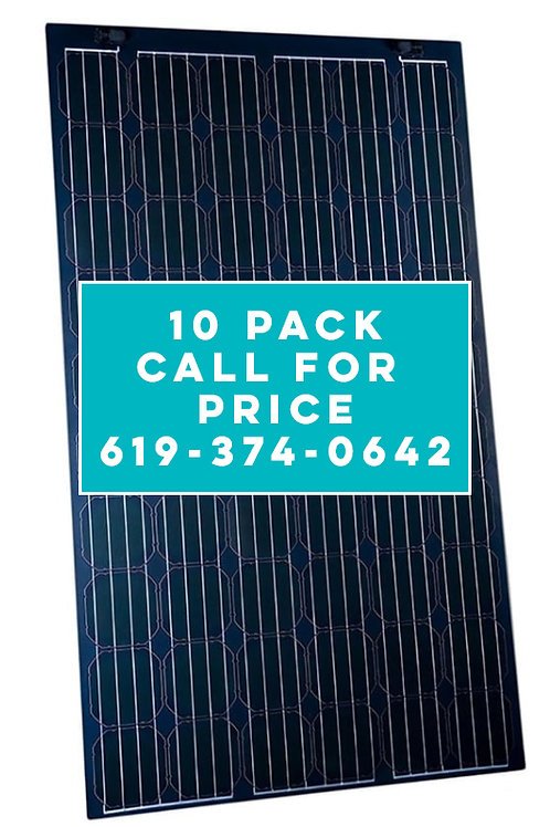 Sunflare 10-pack