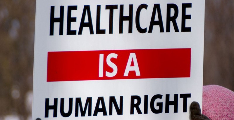 Healthcare is a human right. Here's how to make it a reality.