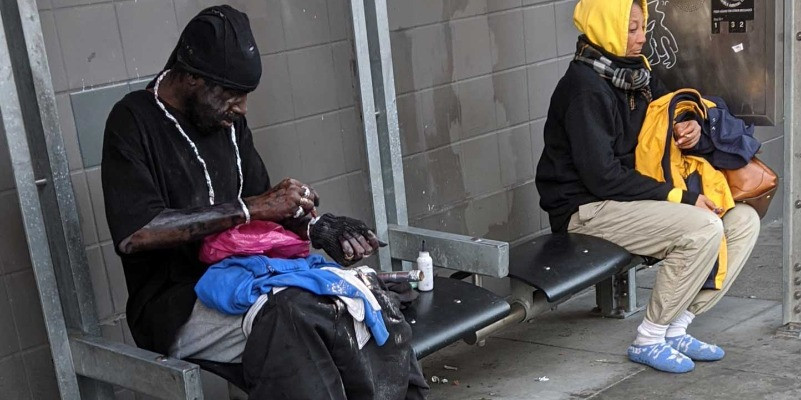 San Francisco's make-believe homeless strategy