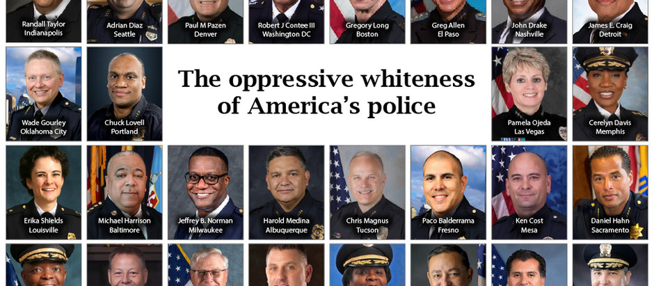 Police racism, explained