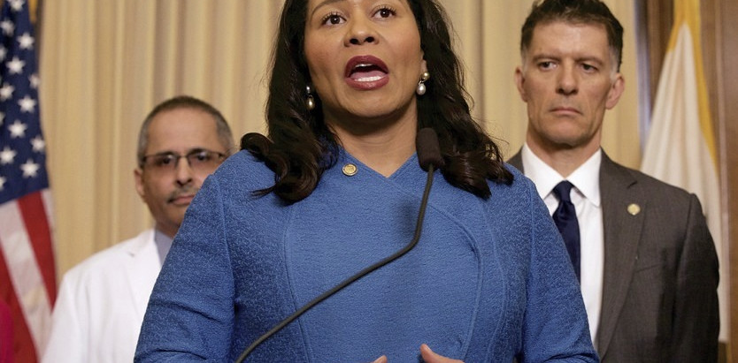 Tough questions for London Breed