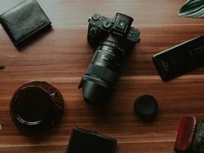 Welches Equipment ist das richtige für einen Fotografen?