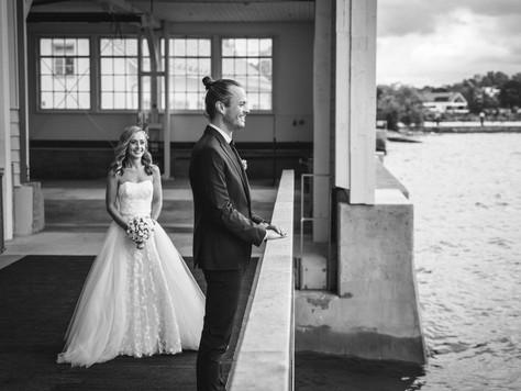 Wann ist der beste Zeitpunkt für die Portraitfotos an der Hochzeit?