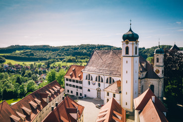 Basilika Weingarten - Hochzeit