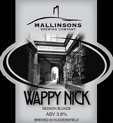 Wappy Nick (3.8%)
