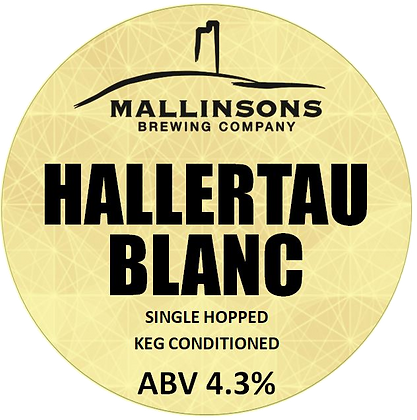 Hallertau Blanc (4.3%)