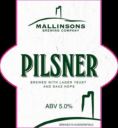 Pilsner (5.0%)