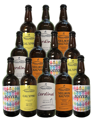 12 Bottle Mixed Selection Box