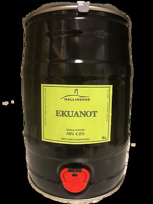 Ekuanot 5L Mini Cask (4.0%)