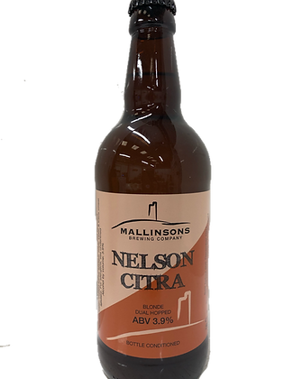 Nelson Citra (3.9%)