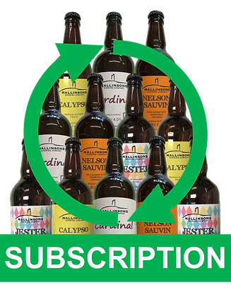 12 Bottle Mixed Subscription Box (Various ABV)
