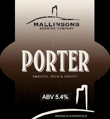 Porter (5.4%)