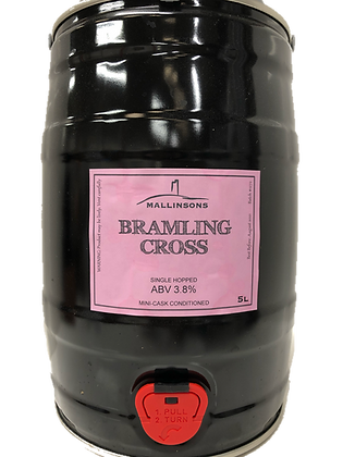 Bramling Cross 5L Mini-Cask (3.8%)