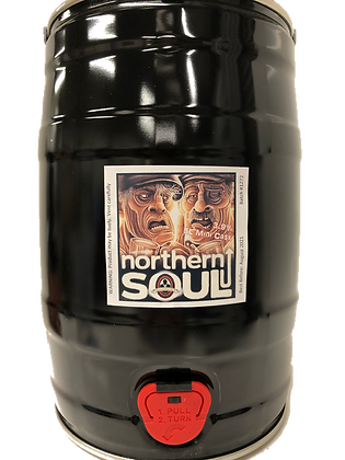 BSA - Northern Soul 5L Mini Cask (3.9%)