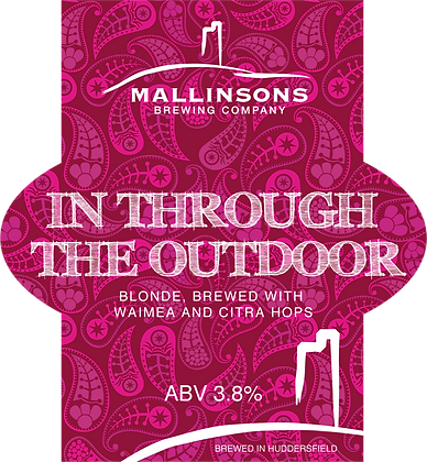 In Though the Outdoor (3.8%)