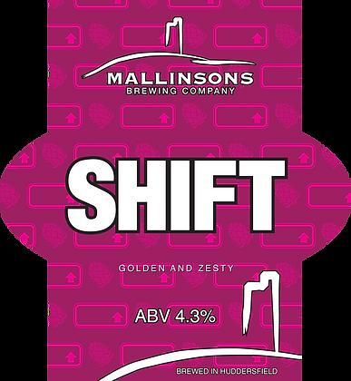 Shift (4.3%)
