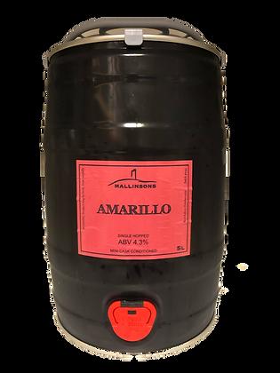 Amarillo 5L Mini-Cask