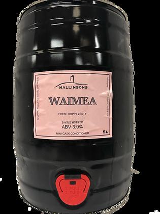 Waimea 5L Mini-Cask (3.9)%)