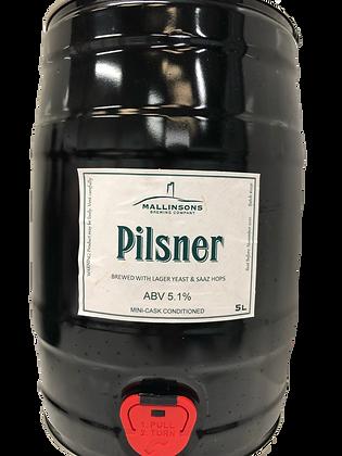 Pilsner 5L Mini-Cask (5.1%)