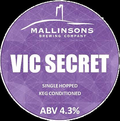 Vic Secret (4.3%)