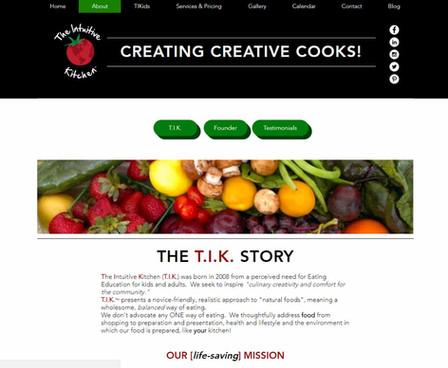 T.I.K. Website Design