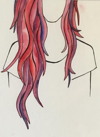 Waves - Hair Series