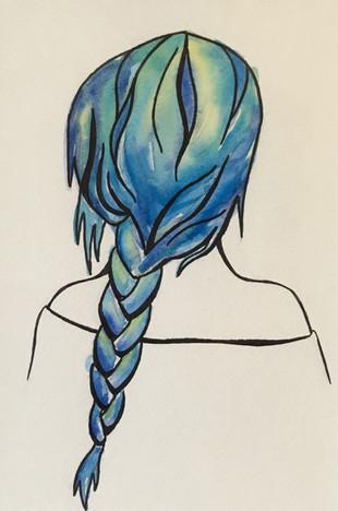 Braid - Hair Series
