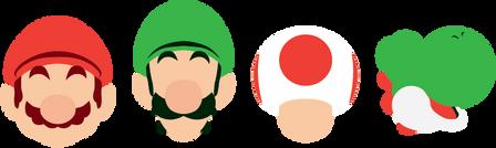Mario Friends