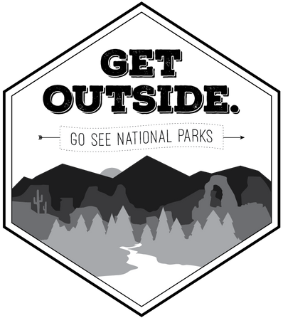 National Parks - get outside!