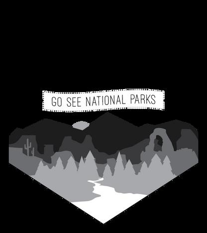 National Parks - get outside!