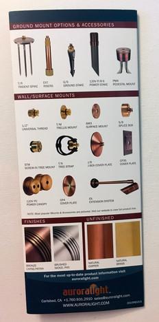 Brochure Design - Back