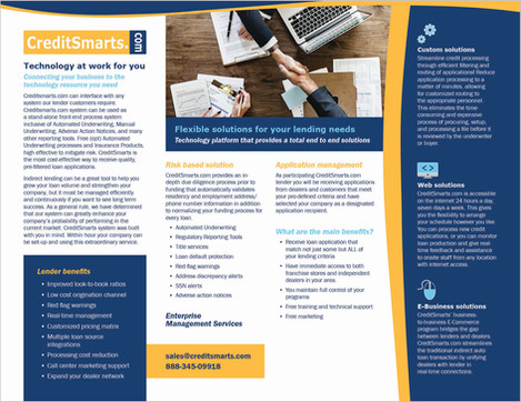 CreditSmarts One Page