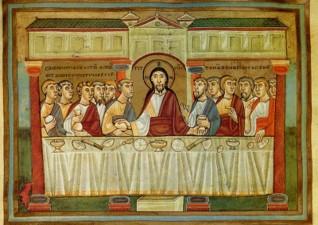 """PREDICATION """"REPAS DU SEIGNEUR"""" PAR JESUS-CHRIST"""