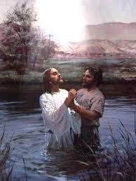 """PREDICATION """"BAPTEME DANS L'EAU"""" PAR JESUS-CHRIST"""