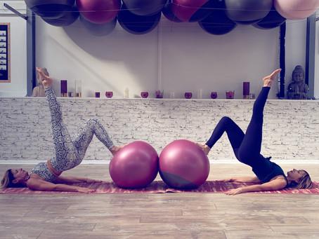 Cours de Pilates Spécial Swiss Ball